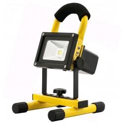 LED Akkumulátoros Reflektor 20 W, Avide