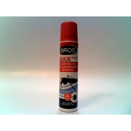 Szúnyog és kullancs riasztó 90 ml MAX BROS