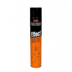 Darázsölő spray 750 ml-es Effect