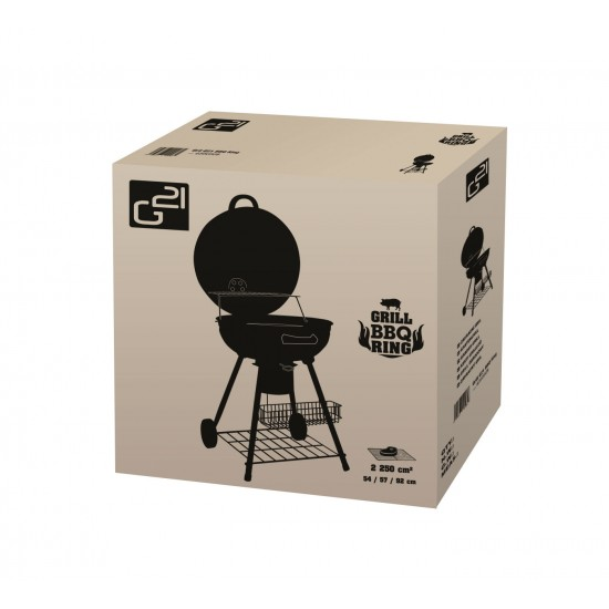 BBQ Ring grill