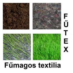 FŰTEX pamut textil beültetett fűmaggal