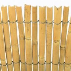 Félprofilú nád kerítés 1,5 x 5 m ( Naturcane )