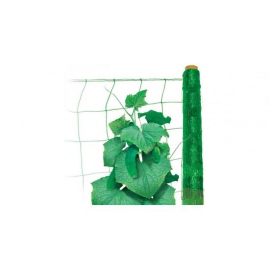 Növénytartó háló ( uborkaháló ) 1,7 méter magas