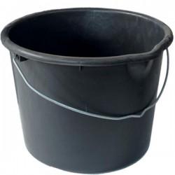 Erősített műanyag, csőrös vödör 20 L