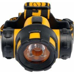 Fejlámpa 1 LED-es