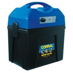 Corral Super AB250 villanypásztor készülék 9V / 12V / 230V