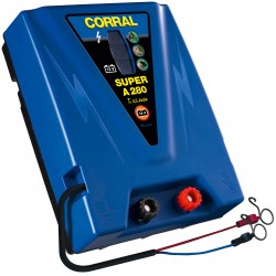 Corral Super A280 / 12 V villanypásztor készülék