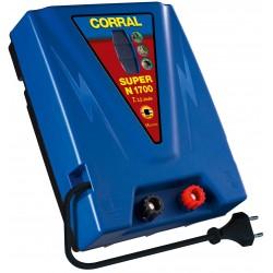 Corral Super N1700 villanypásztor készülék