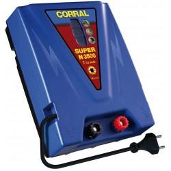 Corral Super N3500 villanypásztor készülék