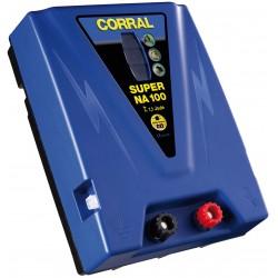 Corral Super NA100 DUO villanypásztor készülék