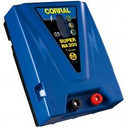 Corral Super NA200 DUO villanypásztor készülék