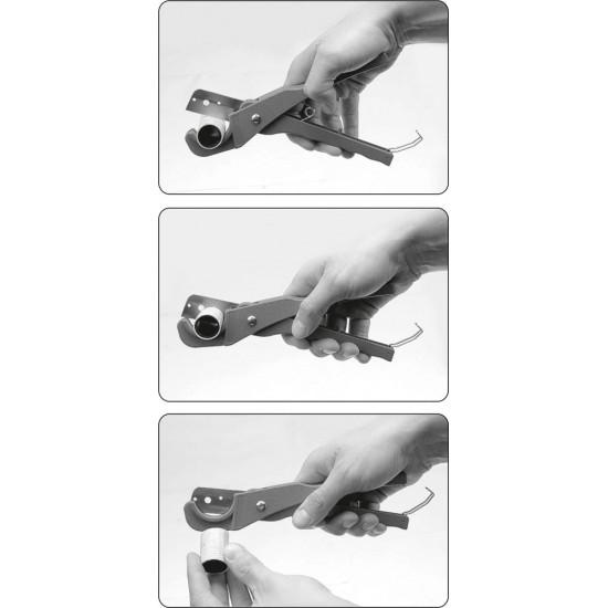 Csővágó olló PVC csövekhez max 35 mm YATO