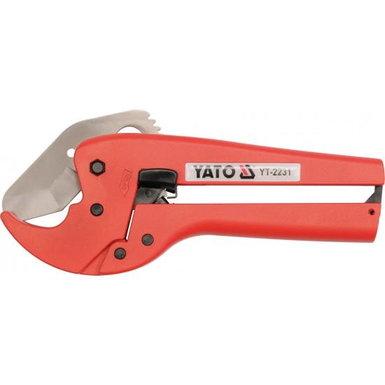Csővágó olló PVC csövekhez max 42 mm YATO