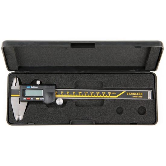 Digitális tolómérő 150 mm / 0.02