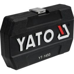 """Dugókulcs készlet 1/4"""" 56r YATO"""