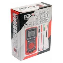 Multiméter digitális, YATO