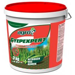 Gyepexpert műtrágya 70 - 100 m2-re