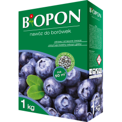 Áfonya műtrágya 1 kg-os BIOPON