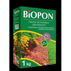 Műtrágya kerti virágoknak 1 kg-os BIOPON