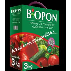 Műtrágya zöldségeknek 1 kg-os BIOPON