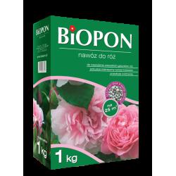 Műtrágya rózsáknak 1 kg-os BIOPON