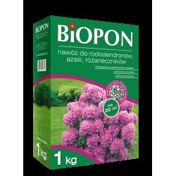 Műtrágya Rododendron, Azálea 1 kg-os BIOPON