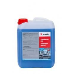 Téli szélvédőmosó folyadék 5 literes