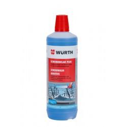 Téli szélvédőmosó folyadék 1 literes