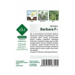 Uborka Barbara F1 2 gr