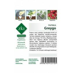 Paprika Greygo 1 gr