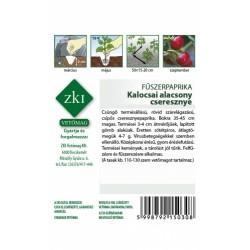 Fűszerpaprika Cseresznye 1 gr
