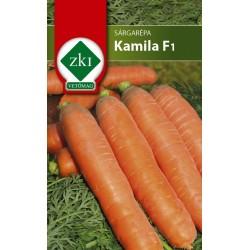 Sárgarépa Kamila F1 3 gr
