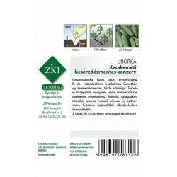 Uborka Kecskeméti keseredésmentes konzerv 2 g
