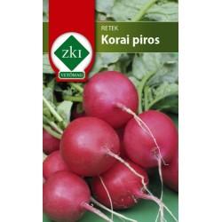 Retek Korai piros 5 gr