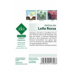 Tépősaláta Lolla Rossa 3 gr