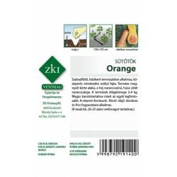 Sütőtök Orange 3 gr