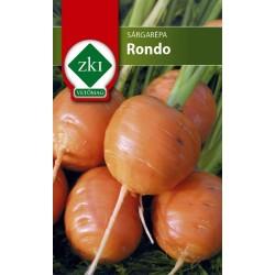 Sárgarépa Rondo 2 gr
