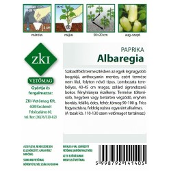 Paprika Albaregia 1 gr