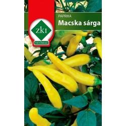 Paprika Macska sárga 1 gr