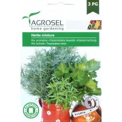 Fűszernövény keverék vetőszalag Agrosel