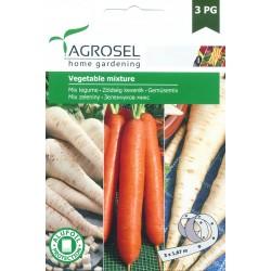 Zöldség keverék vetőszalag Agrosel