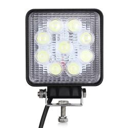 Munkalámpa, 9 LED-es 27W