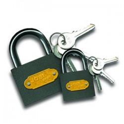 Lakat öntöttvas, 3 kulccsal